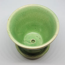 Green Glazed Pot