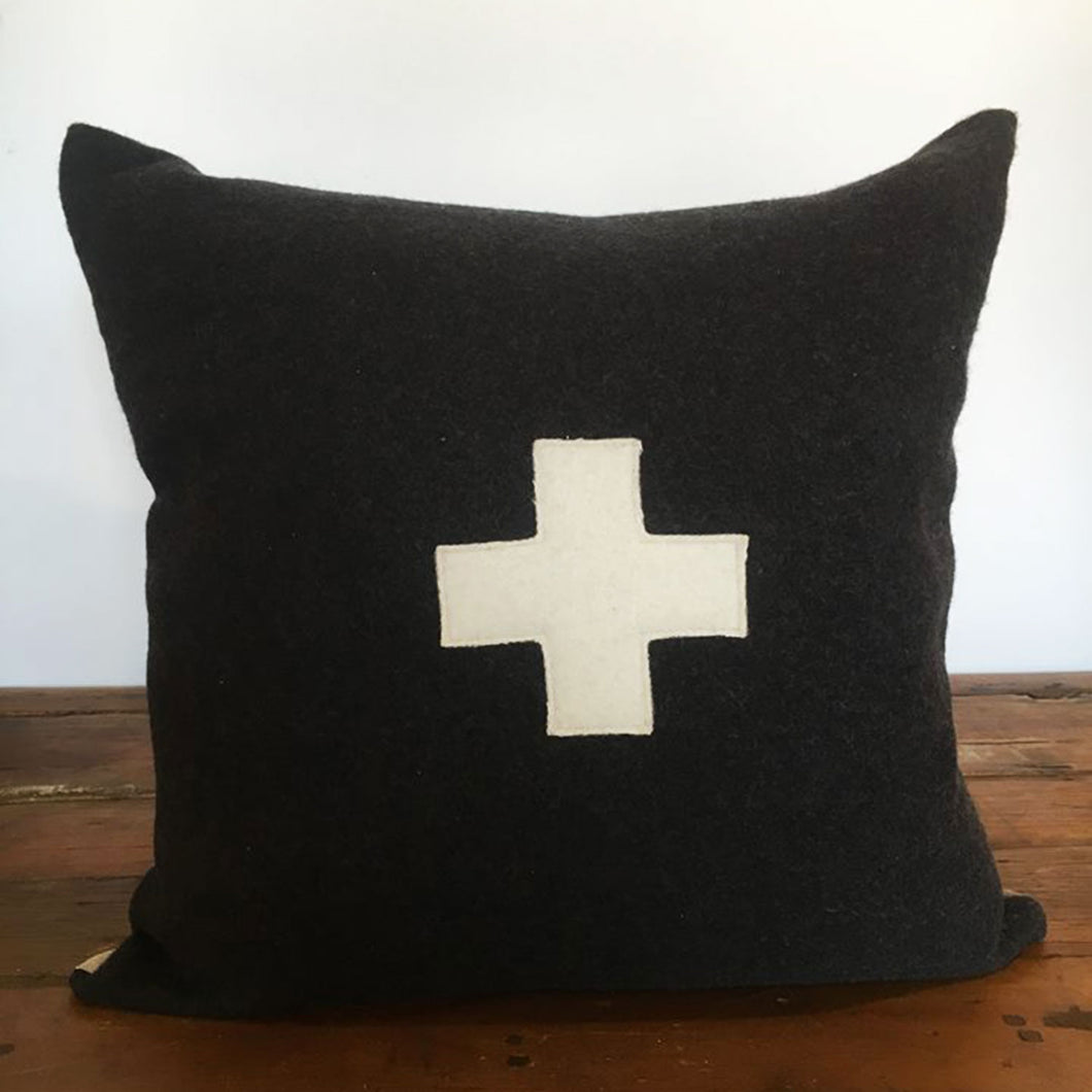 Hungarian Army Blanket Pillow