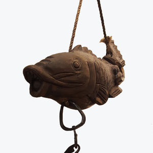 Japanese Carp Kettle Holder