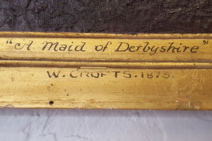 A Maid of Derbyshire