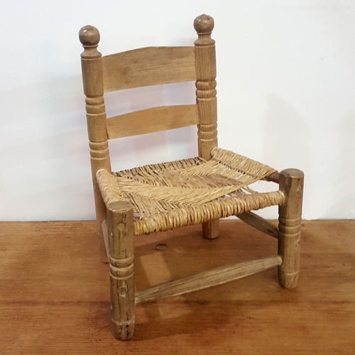 Mexican Child's Chair