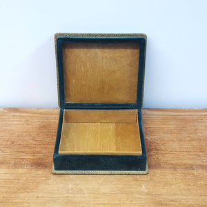 Austrian Petit Point Box