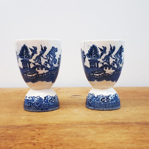 Pair of Large Egg Cups