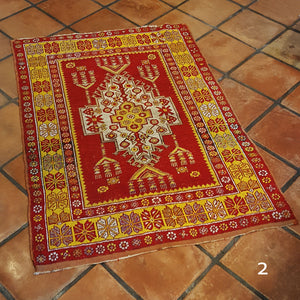 set of persian rugs 3 feet by 4 feet