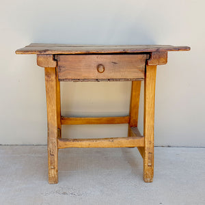 19th c Sabino Wood Table
