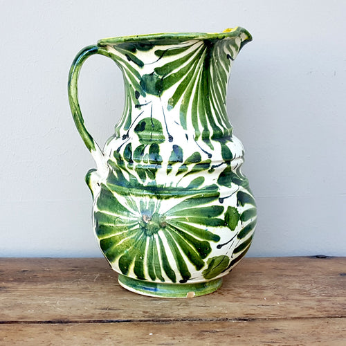 Old Talavera Pitcher