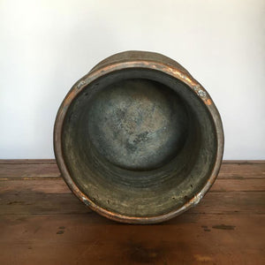 Turkish Tinned Copper Pot
