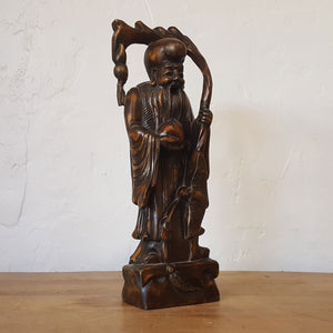 Vietnamese Wood Carving
