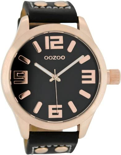 Montre Oozoo Timepieces Noire C1159  -  Oozoo