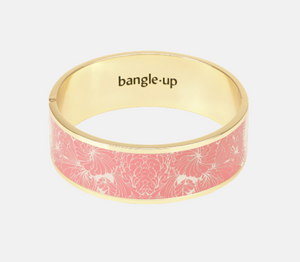 "Bracelet "" Cancan "" Rose Blush  - Bangle-up"
