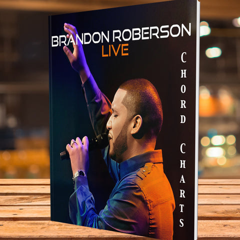 Brandon Roberson Live - Lead Sheets/ Chord Download