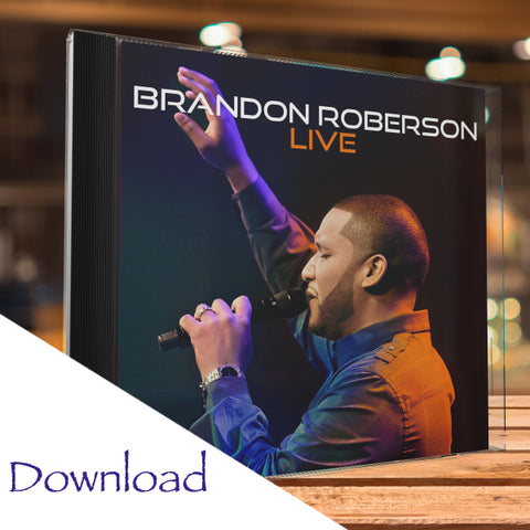 Brandon Roberson Live - Download