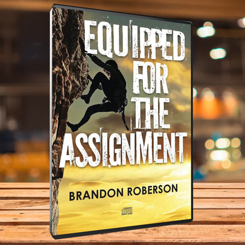 Equipped For The Assignment - Audio CD (Teaching)