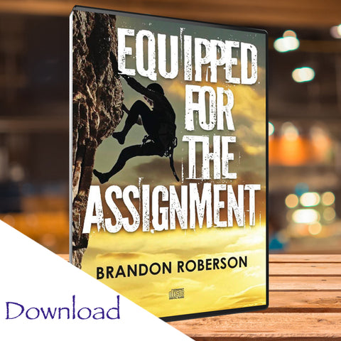 Equipped For The Assignment - Download (Teaching)