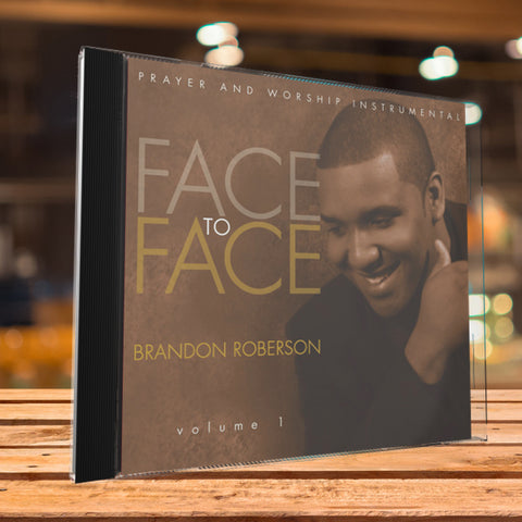 Face To Face - Prayer & Worship Instrumental CD