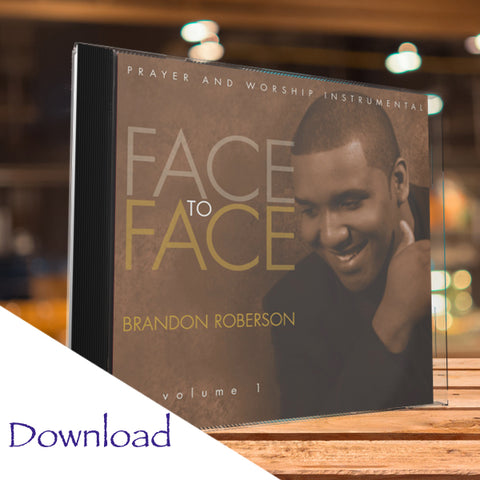 Face to Face Prayer & Worship Instrumental Vol. 1 - Download