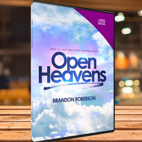 Open Heavens - Audio CD (Teaching)