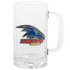 Adelaide Crows Stein with Metal Badge