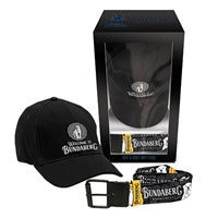 Bundaberg Mens Cap & Belt  Gift Pack