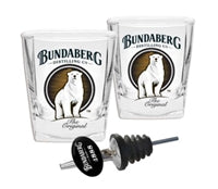 Bundaberg Rum Spirit Glass Set