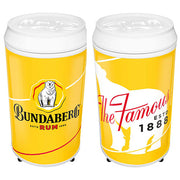 Bundaberg Rum Can Shaped Bar Fridge