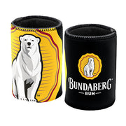 Bundaberg Rum Logo Can Cooler