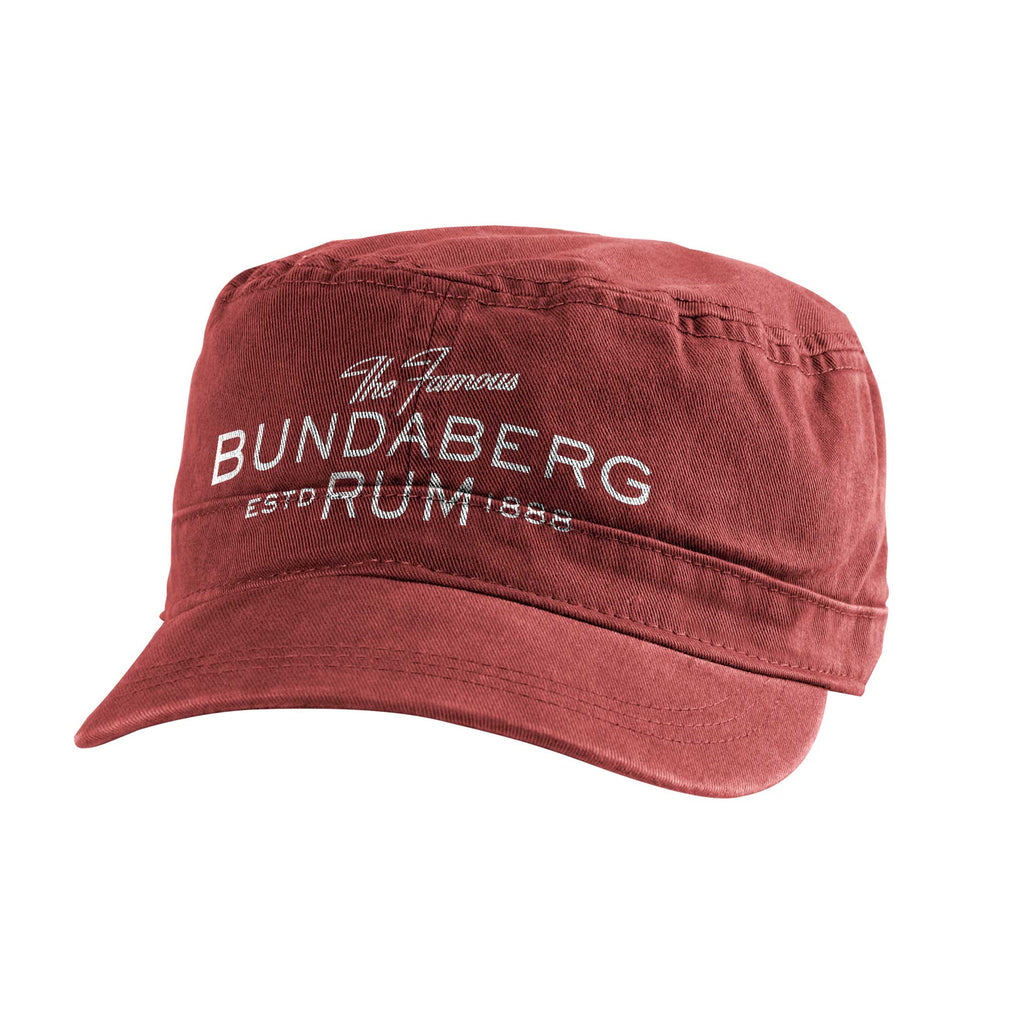 Bundaberg Rum Unisex Train Cap