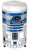 Star Wars R2-D2 Can Shaped Bar Fridge