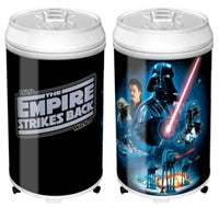 Star Wars 'Empire Strikes Back' Can Shaped Bar Fridge