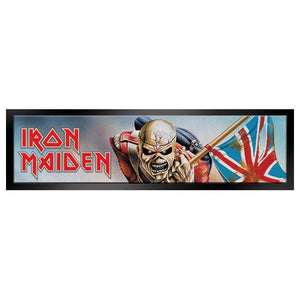 Iron Maiden Bar Runner