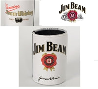 Jim Beam Can Holder - White