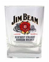 Jim Beam Whiskey Glass Set