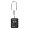 Jack Daniel's Full Label Swivel Key Ring