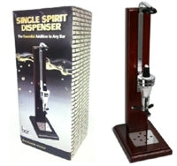 Single Bar Top Spirit Dispenser