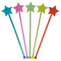 **NEW** Star Shaped Swizzle Sticks