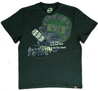 VB Green Nostalgic T-Shirt