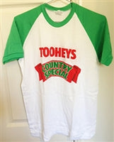 "Vintage Tooheys ""Country Special"" T-Shirt - Green"