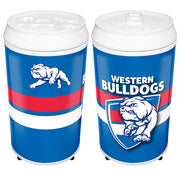 Western Bulldogs Can Shaped Bar Fridge