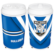 Canterbury Bulldogs Can Shaped Bar Fridge