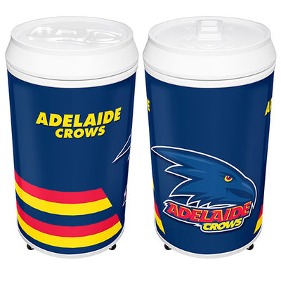 Adelaide Crows Can Shaped Bar Fridge