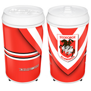 St George Illawarra Dragons Can Shaped Bar Fridge