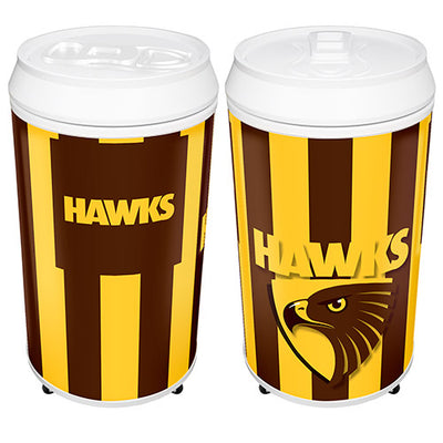 Hawthorn Hawks Can Shaped Bar Fridge