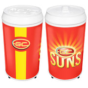 Gold Coast Suns Can Shaped Bar Fridge