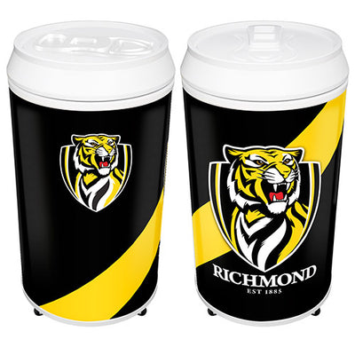 Richmond Tigers Can Shaped Bar Fridge