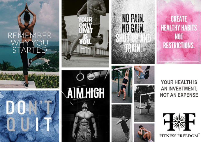 Some Inspirational Fitness Quotes To Give You That Extra Motivation!