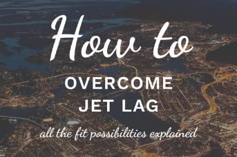 How to Overcome Jet Leg - Tips For Every Busy Business Traveller
