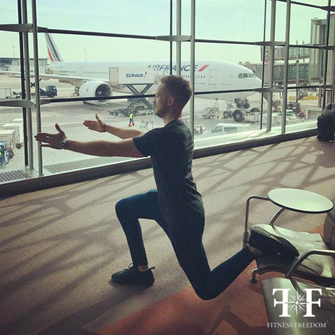 Fitness Freedom Gear Blog Jet Lag