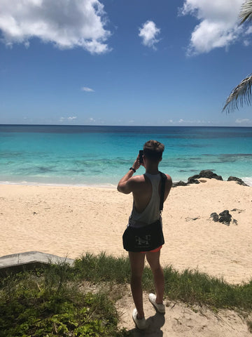 Keeping Fit In Bermuda Beach