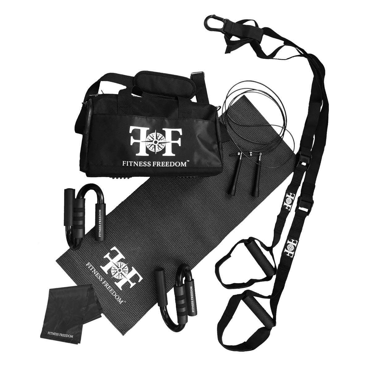 Complete Fitness Travel Pack