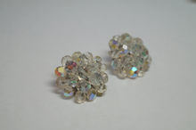 Load image into Gallery viewer, Elegant Crystal Bead Fashion Clip-On Earrings